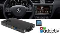 Adaptiv ADV-MIBSK- Skoda Upgrade Set mit Navigation
