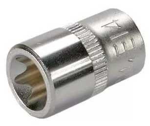 Steckschlüssel-Einsatz Torx 12 Zoll E14