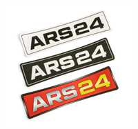 ARS24 Sticker Set mit 3 Stickern (weiß, schwarz, mehrfarbig)