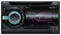 SONY WX-900BT Autoradio 2-DIN mit Bluetooth