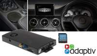 Adaptiv ADV-MB1- Mercedes A-Klasse Upgrade Set mit Navigation