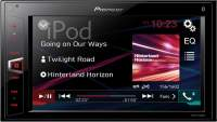 Pioneer MVH-AV280BT Autoradio 2-DIN mit Bluetooth und USB, ohne CD-Laufwerk
