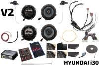 Hyundai i30 Facelift V2 Lautsprecher-Soundsystem