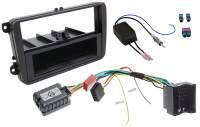 VW Passat 1-DIN Radio-Installationskit ohne LF