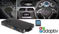 Adaptiv ADV-MB3- Mercedes C-Klasse Upgrade Set mit Navigation