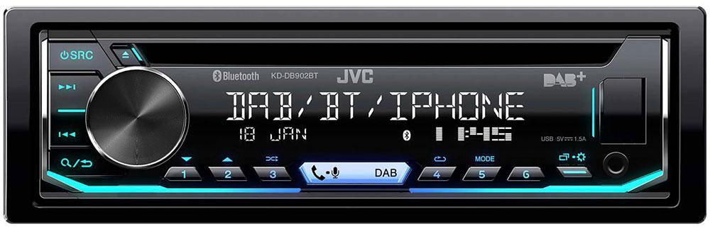 JVC KD-DB902BT