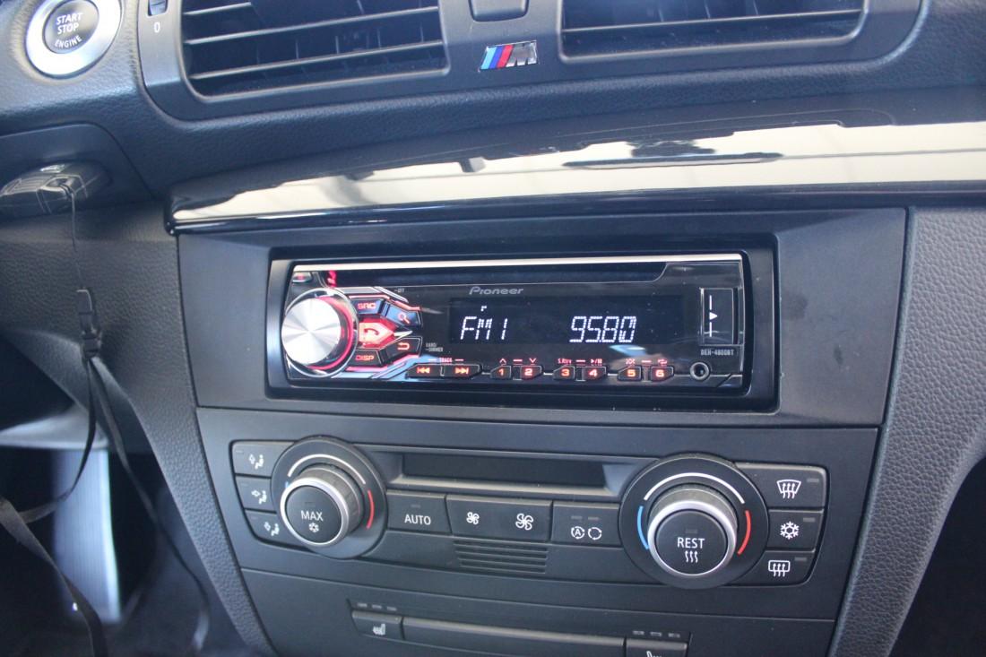 1-DIN Autoradio Einbau BMW E88