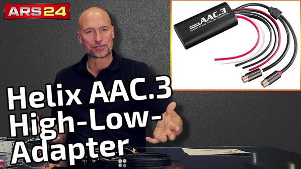 Helix AAC.3 High-Low-Interface