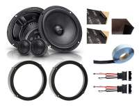Lautsprecher-Set Eton VW Amarok Frontsystem