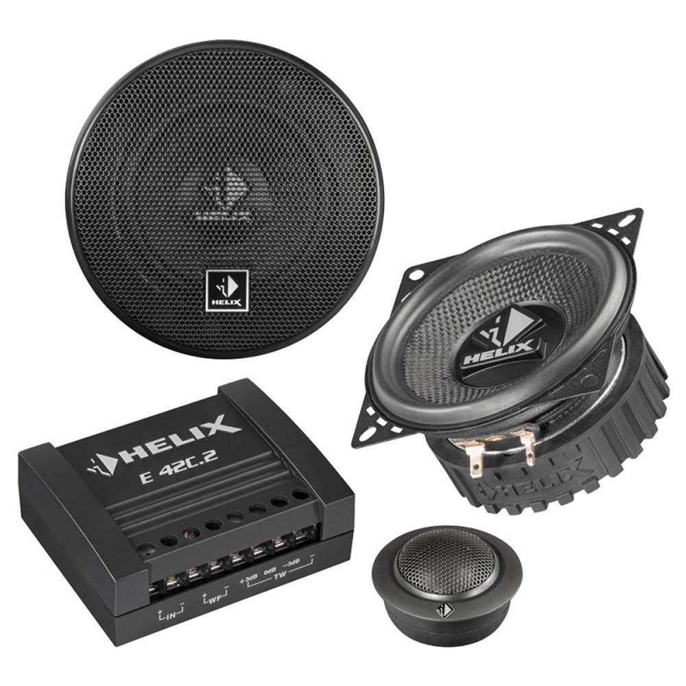 Helix Lautsprecher für genussvolles Musikhören im Auto | ARS24