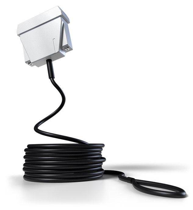 Thitronik Funk-Kabelschleife 868 für WiPro III und C.A.S. II 5 m