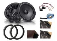 Lautsprecher-Set Eton VW Beetle 9C Frontsystem