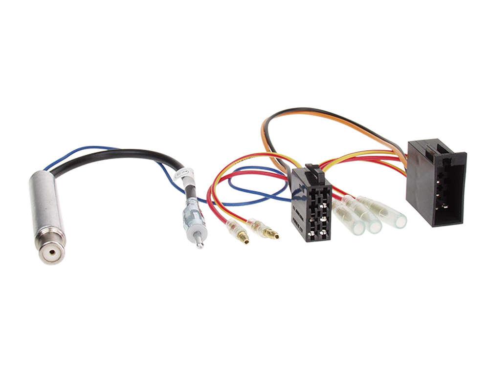 Phantomspeiseadapter mit ISO-Vorbereitung VW  Art.1321-46