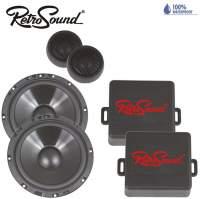 Retrosound R-C652N Lautsprecher für Oldtimer