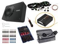 VW Passat B8 Soundpaket | Option V2 | DSP-Verstärker + Subwoofer