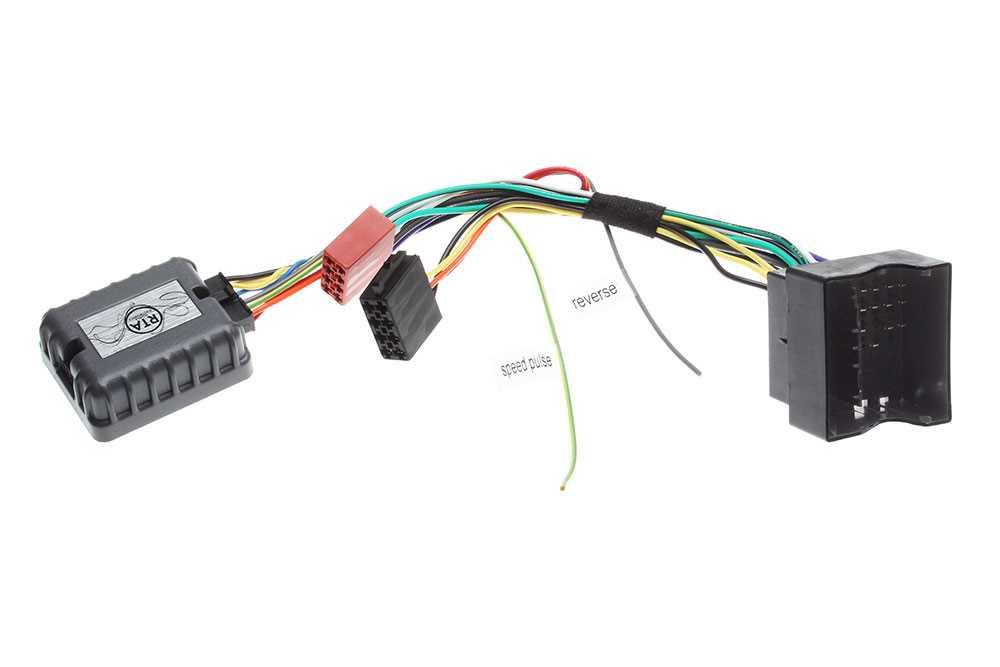 CAN-BUS-Interfaces | Autoradio-Anschluß am Lenkrad | ARS24