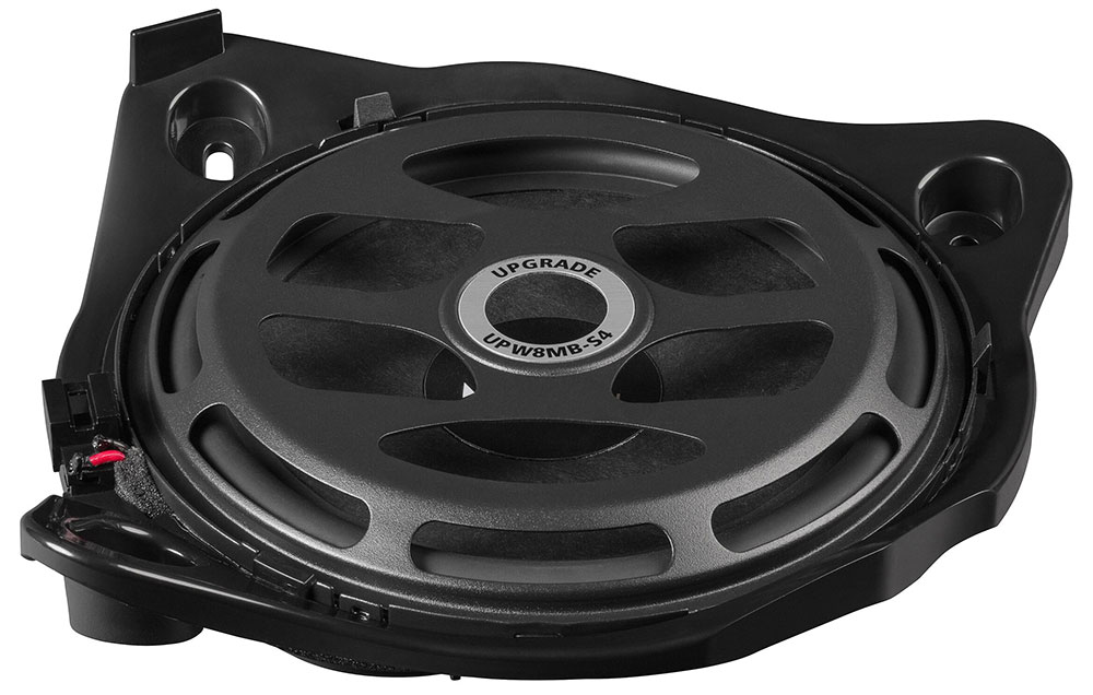Match UP W8MB-S4 - Subwoofer Upgrade für Mercedes