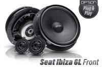 Seat Ibiza 6L Option Lautsprecher Front