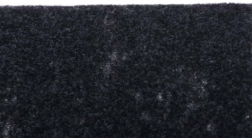 ARS-Bezugsstoff grau-meliert 1m auf 136m breit