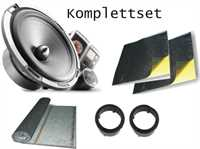 Focal PS 165 Performance Set Ford