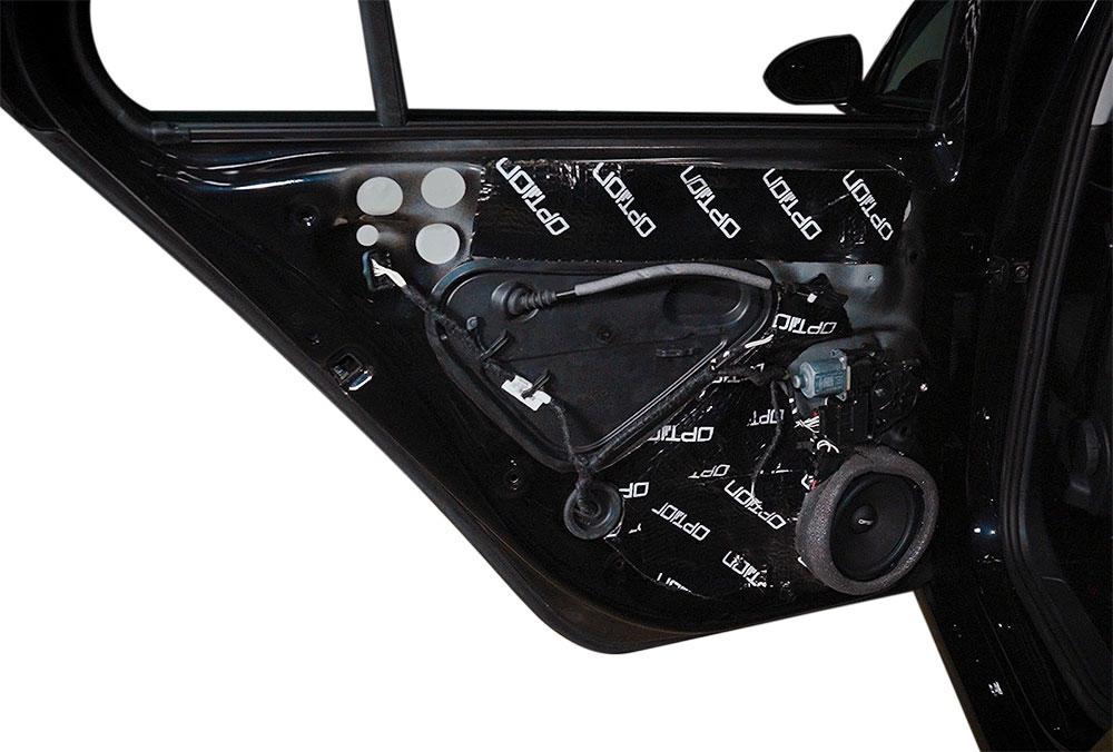 VW Golf 7 Sound-Upgrade Option V4