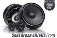 Seat Arosa 6H - 6HS Option Lautsprecher Front