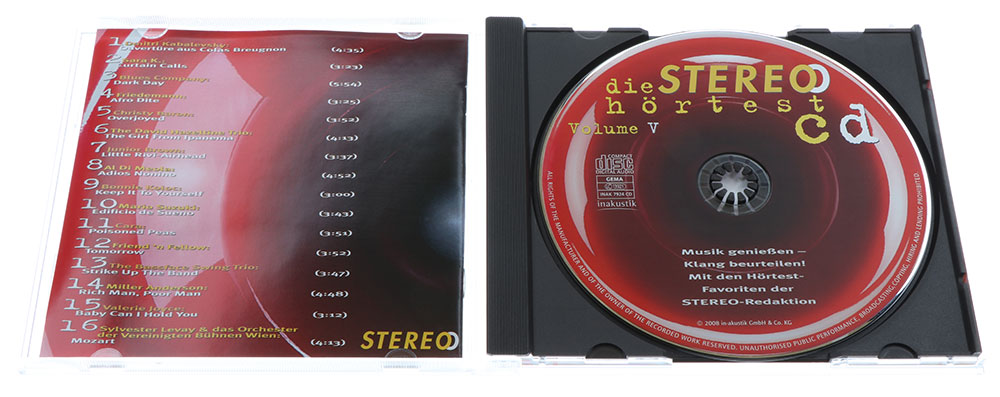 Stereo Hörtest CD Vol.5