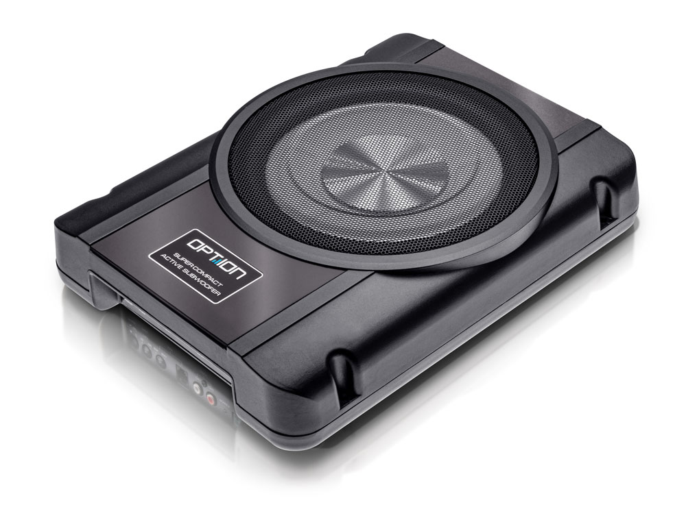 Option Drive10UA Aktiv-Subwoofer