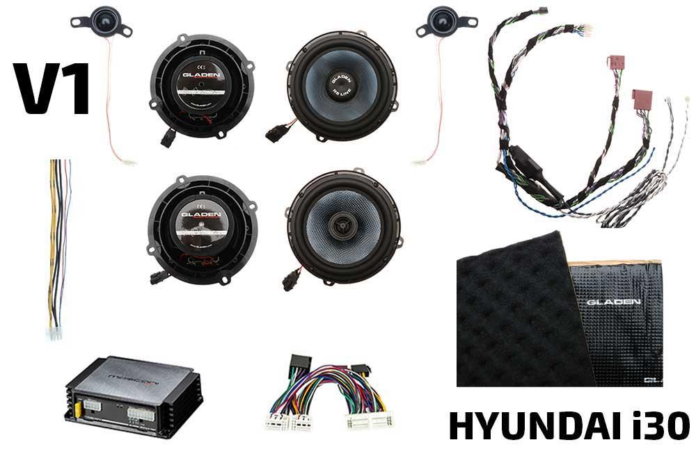 Hyundai i30 Soundsystem V1