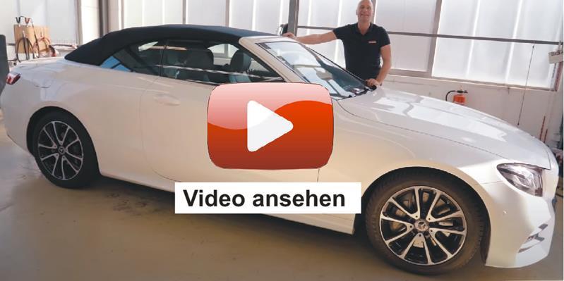 Installations-Anleitung per Video Mercedes W213 Lautsprecher