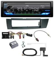 USB & Bluetooth Autoradio 3er BMW E91