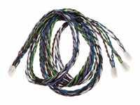Smart Upgrade 6 CH Molex speaker cable 550cm