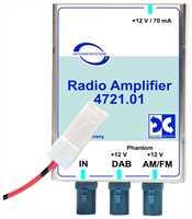 DAB+ Antennen Splitter