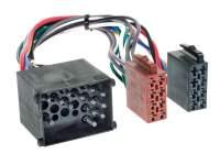 ISO-Adapter auf BMW mit Radiovorbereitung bis ca.2003