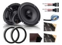 Lautsprecher-Set Eton VW Amarok Hecksystem