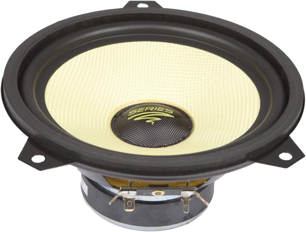 Audio System AS 165 E46 EVO Tief//Mittelt/öner