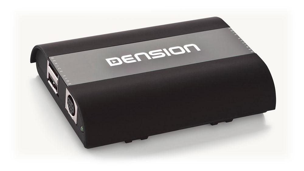 Dension DAB+U Interface zum Nachrüsten von DAB+ am Werks-Autoradio per USB