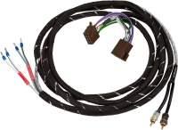 HLAC2 3M - (ISO-Anschluß) 2 Kanäle mit 3 Meter