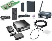 Thitronik WiPro III Safelock Fiat Ducato Alarmanlage inkl. Fahrzeugortung (schwarze Kontakte)