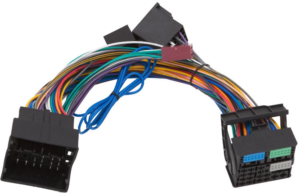 T-Kabelsatz Power-Quadlock