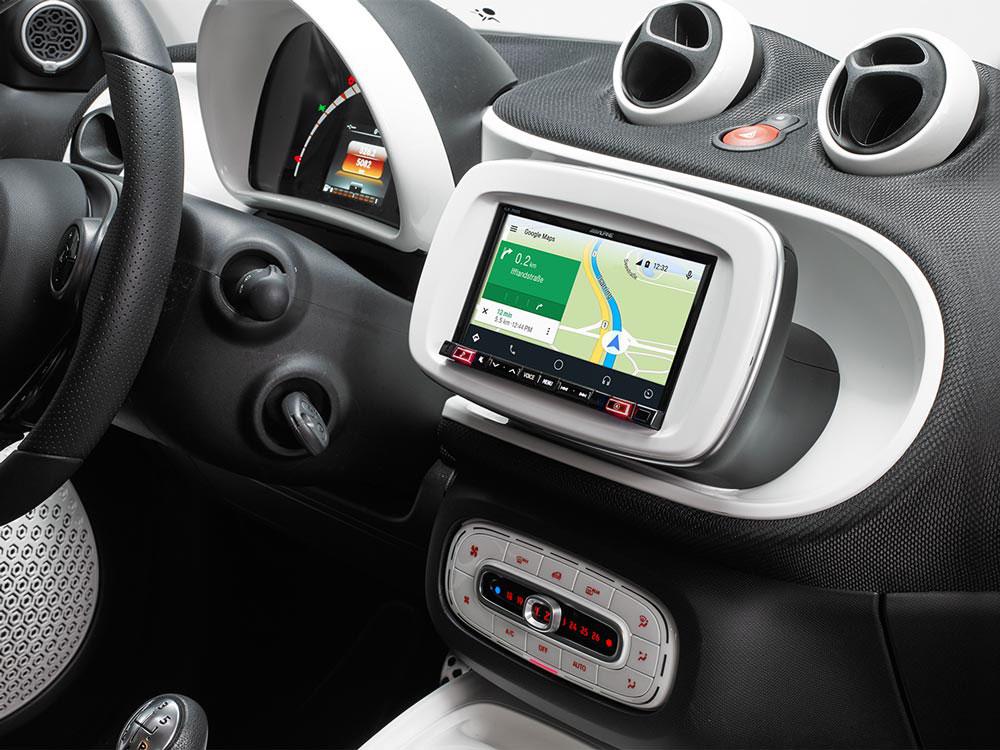 Alpine ILX702S453 Smart Autoradio