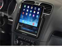 iPAD-Mini  Autoradio VW Golf 6