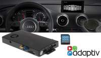 Adaptiv ADV-AU2 -  Audi A4 A5 Upgrade Set mit Navigation