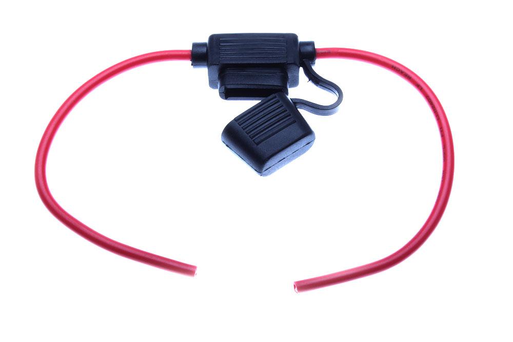 In-Line-Sicherungshalter 30mm² wasserdicht