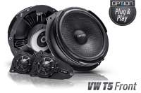 Option Air VW T5 / T6 Frontsystem