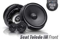Seat Toledo 1M Option Lautsprecher Front