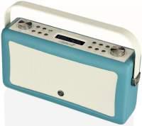 View Quest Hepburn MkII Radio DAB+, Bluetooth, Teal