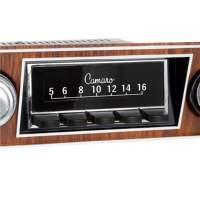 """RETROSOUND bedruckte Displayschutzfolie, GM """"Camaro"""" 3er Set - SCP19"""