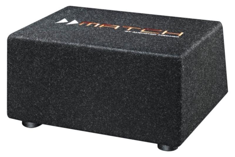 MATCH Bassreflexbox PP8E-Q