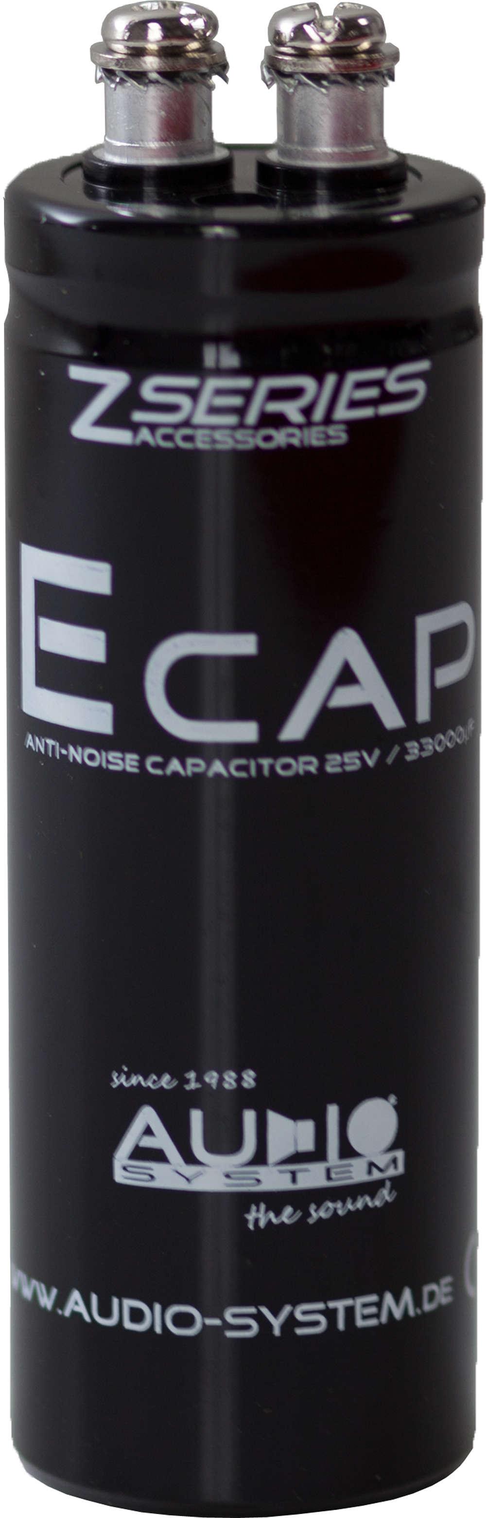 Audio System ECAP CAP33